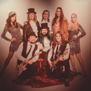 Raparperitaivas - Suomirockmusikaali